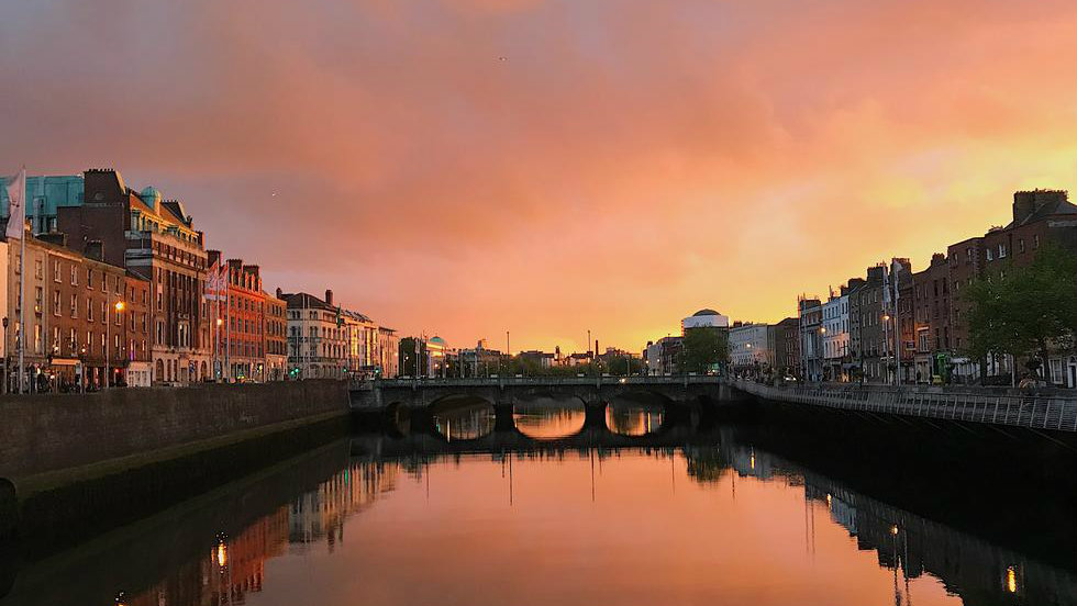 Best area to stay in Dublin - Dublin City Centre