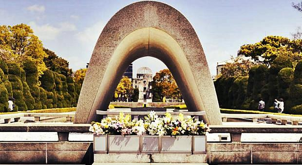 Best areas to stay in Hiroshima - Peace Memorial Park Hiroshima