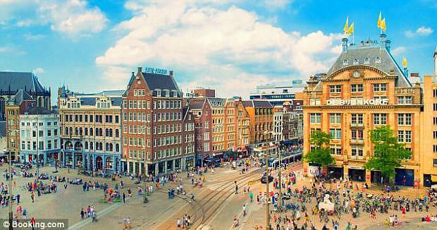 Oude Centrum - Mejores zonas donde dormir en Ámsterdam