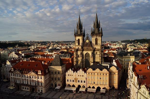 Qué ver en Praga - Plaza de la Ciudad Vieja