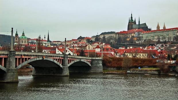 Río Moldova - Qué ver en Praga