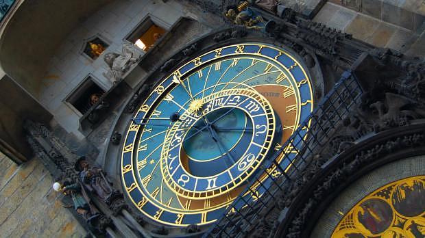 Reloj Astronómico - Atracciones en Praga