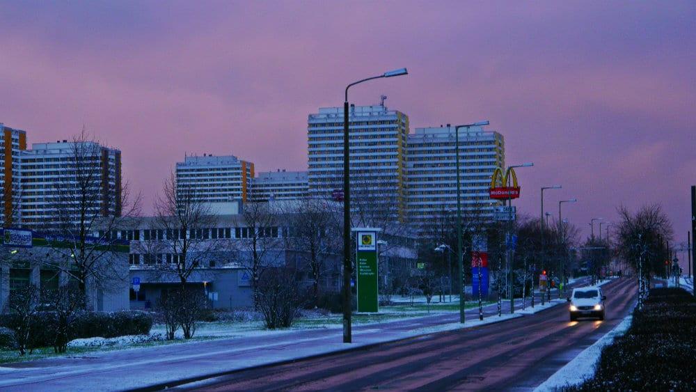 Barrios baratos donde dormir en Berlín - Lichtenberg