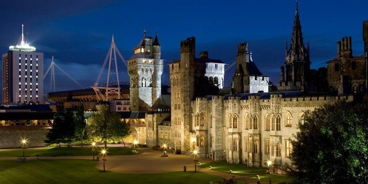 Cardiff City Centre - Best area to stay in Cardiff