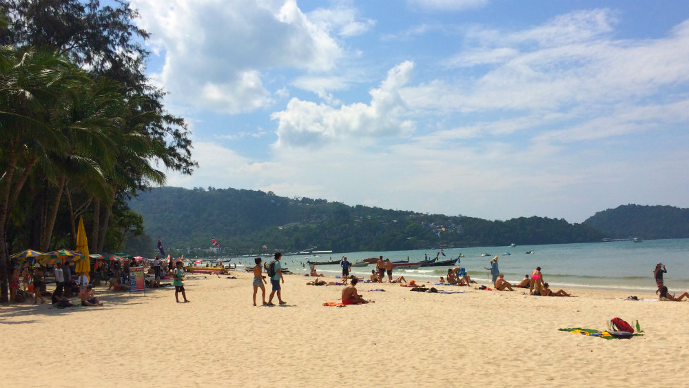 Where to stay in Phuket - Patong Beach