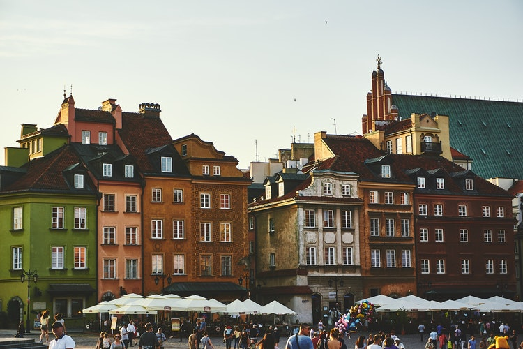 Where to stay in Warsaw, Poland - Sródmiesce