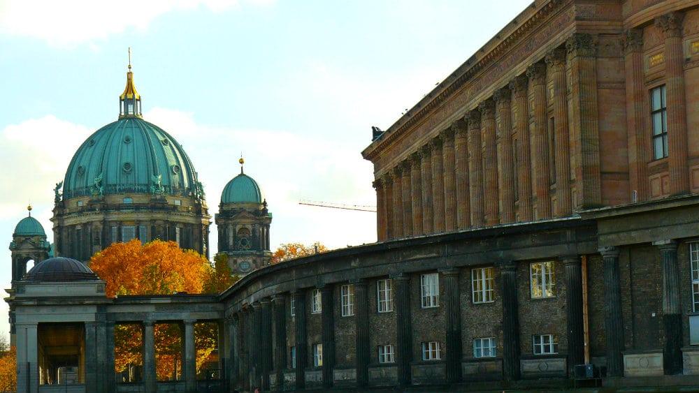 Dónde dormir en Berlín - Mitte