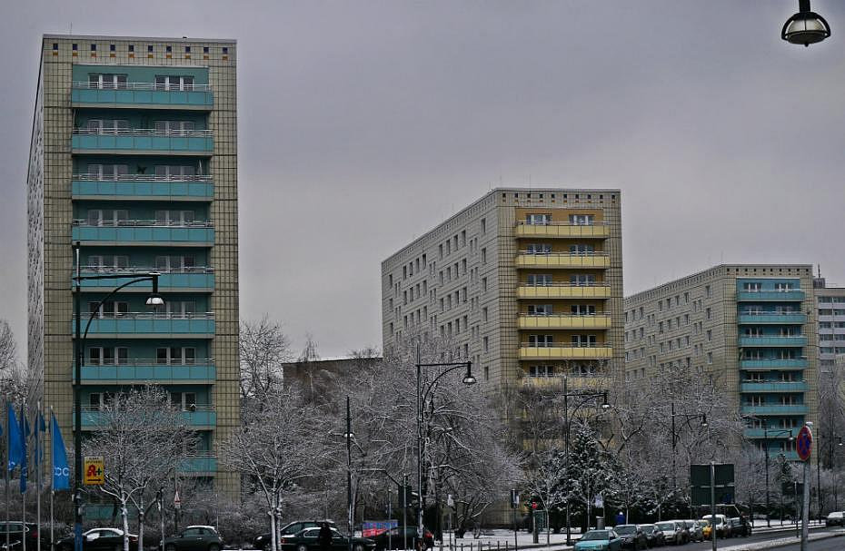 El legado comunista en Alexanderplatz - Berlín