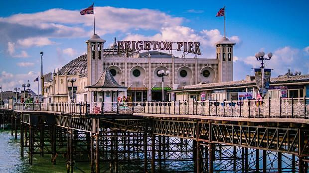 Best area to stay in Brighton - Seafront