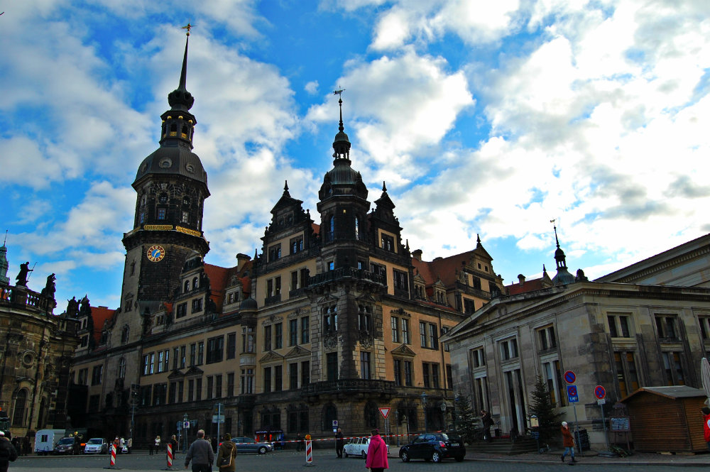 Best areas to stay in Dresden - Altstadt