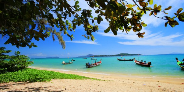Best beach towns to stay in Phuket - Rawai Beach