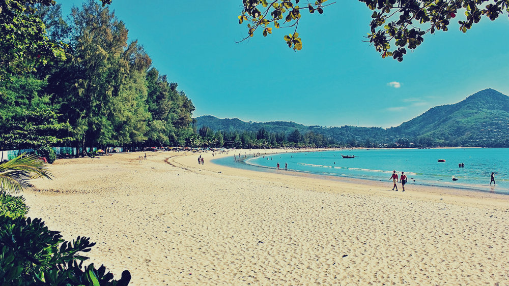 Best beach towns to stay in Phuket - Kamala Beach