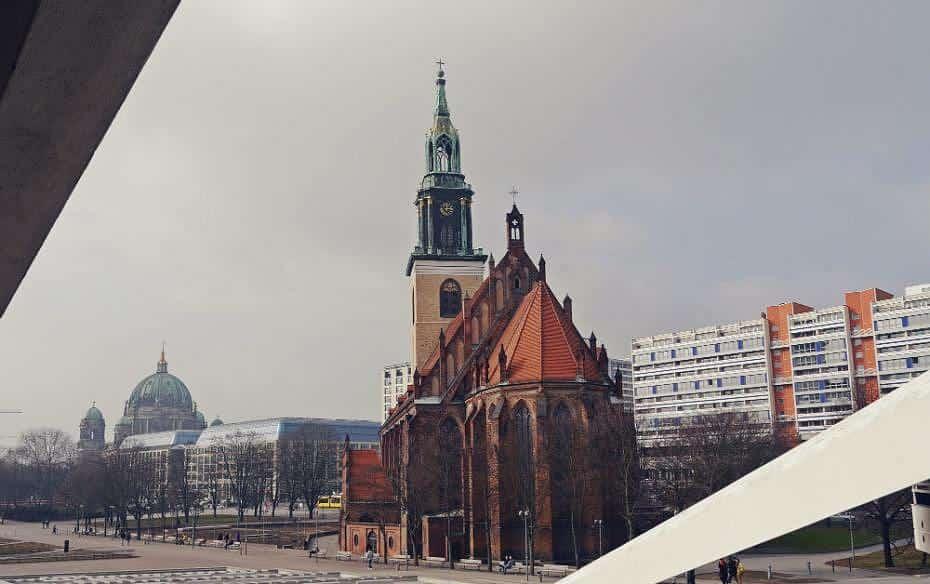 Qué ver en Alexanderplatz - Marienkirche