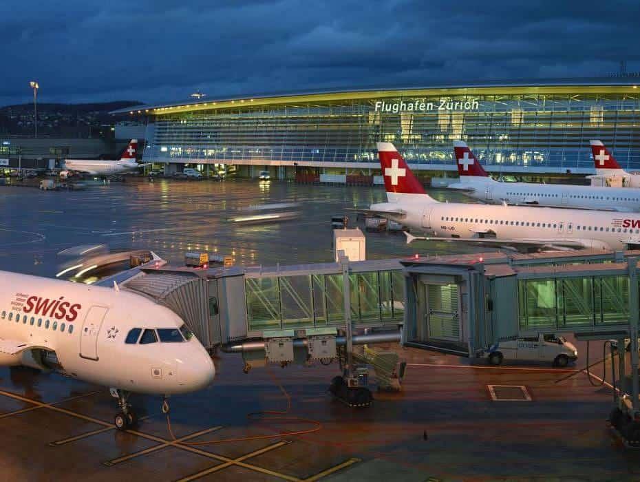 Staying near Zurich Airport