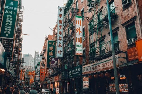 Dónde dormir en Nueva York - Chinatown