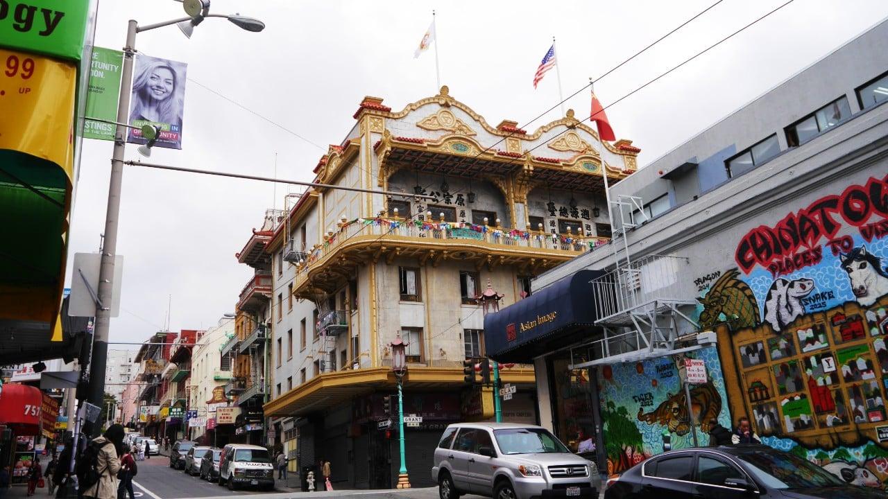 Chinatown - Uno de los barrios más coloridos de San Francisco
