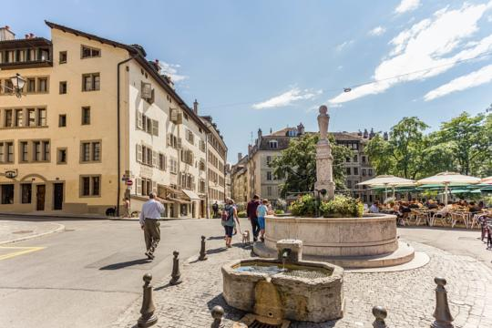 Where to stay in Geneva - Cité - Old Town