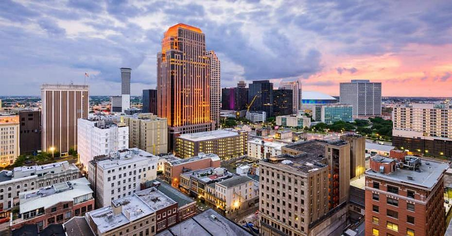 Convenient area to stay in New Orleans - Central Business District
