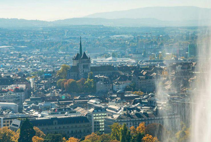 Dónde dormir en Ginebra - Mejores zonas y hoteles