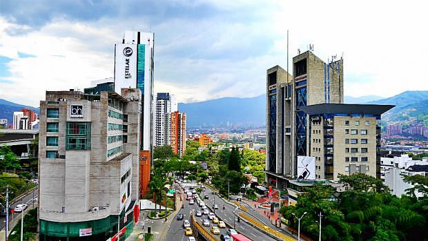 Where to stay in Medellin - Poblado