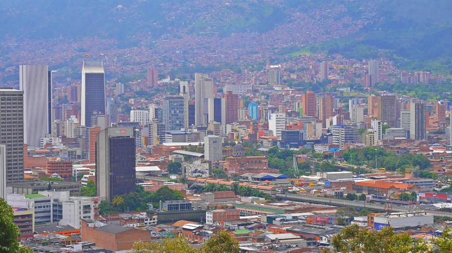 Where to stay in Medellin - Best areas and hotels