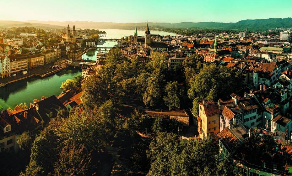 Dónde dormir en Zúrich - Mejores zonas y hoteles