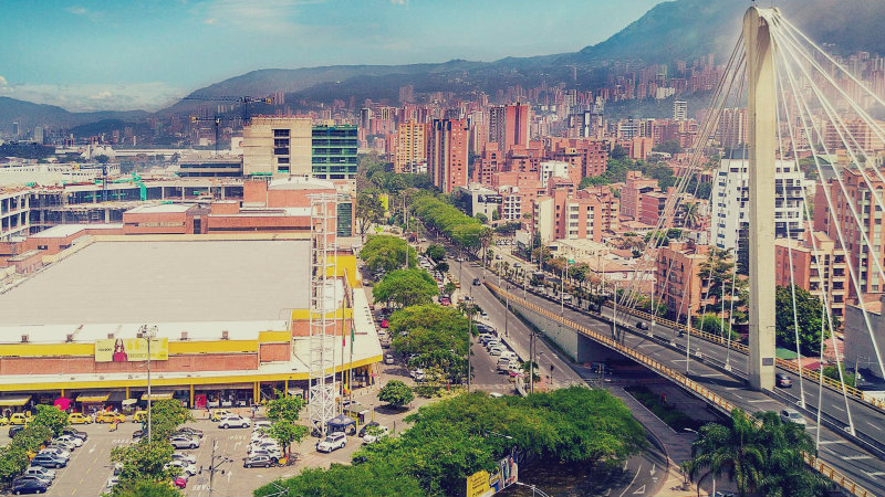 Envigado - Where to stay in Medellin