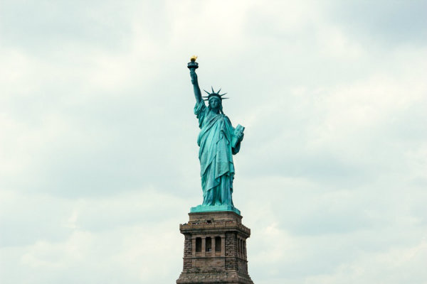 Estatua de la Libertad - Liberty Island - Nueva York