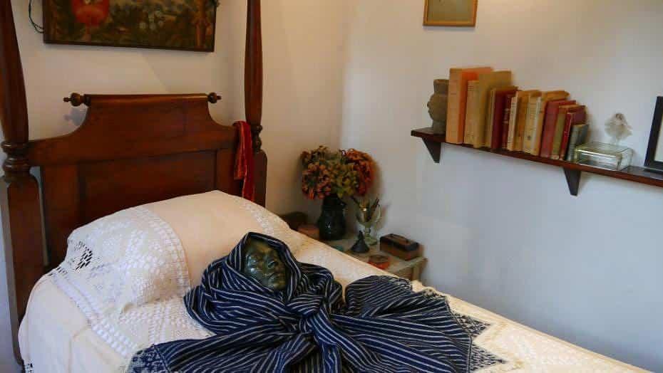 Habitación de Frida - La Casa Azul