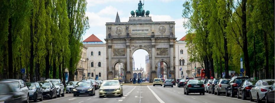 Best areas to stay in Munich - Schwabing-Freimann