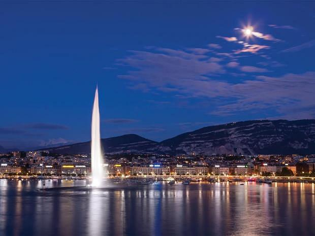 Best areas to stay in Geneva - Pâquis