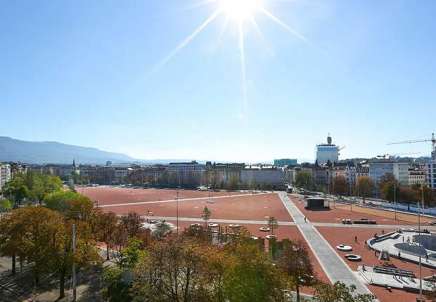 Best areas to stay in Geneva - Plainpalais