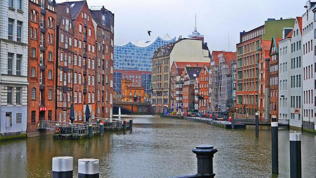 Best areas to stay in Hamburg - Hafencity