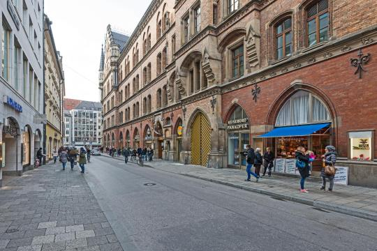 Best areas to stay in Munich - Altstadt-Lehel