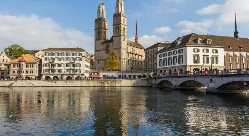 Recommended area to stay in Zurich - Altstadt
