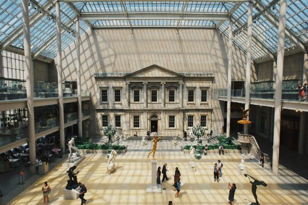 Metropolitan Museum of Art (MET) - Manhattan - Nueva York