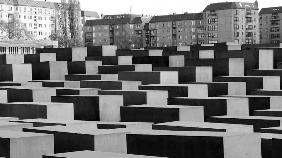 Monumento al Holocausto - Qué ver en Berlín en dos días