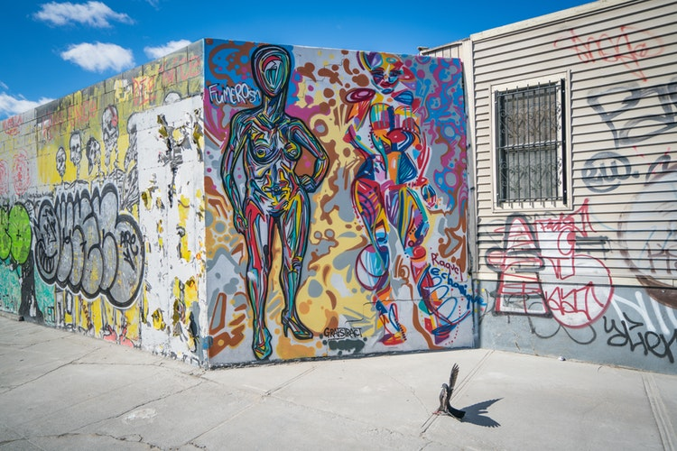 Stay in Bushwick - Brooklyn's hipster area
