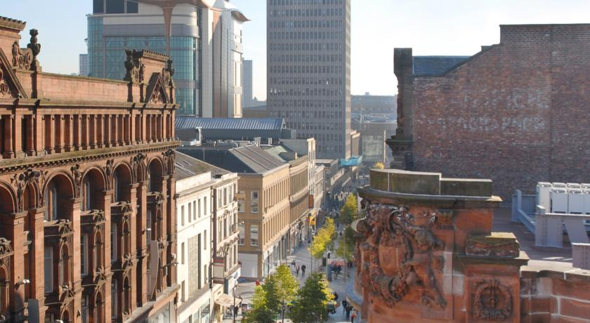 Best areas to stay in Glasgow - City Centre