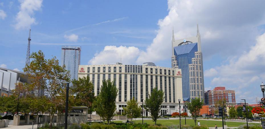 Downtown Nashville - Best area to stay in Nashville for sightseeing