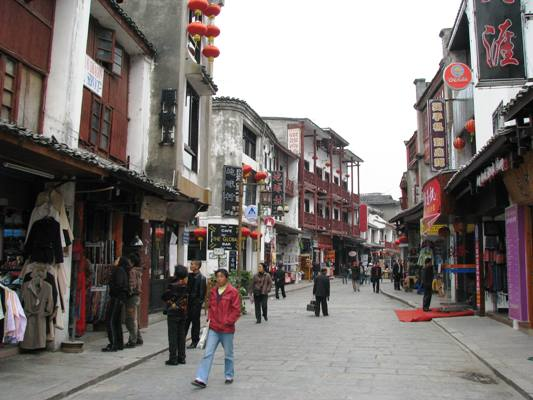 Lianhu - Best areas to stay in Xi'an