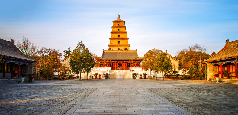 Best districts to stay in Xi'an - Beilin