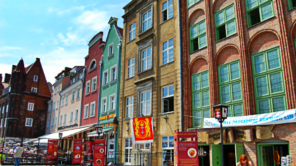 Best areas to stay in Gdansk, Poland - Old Town