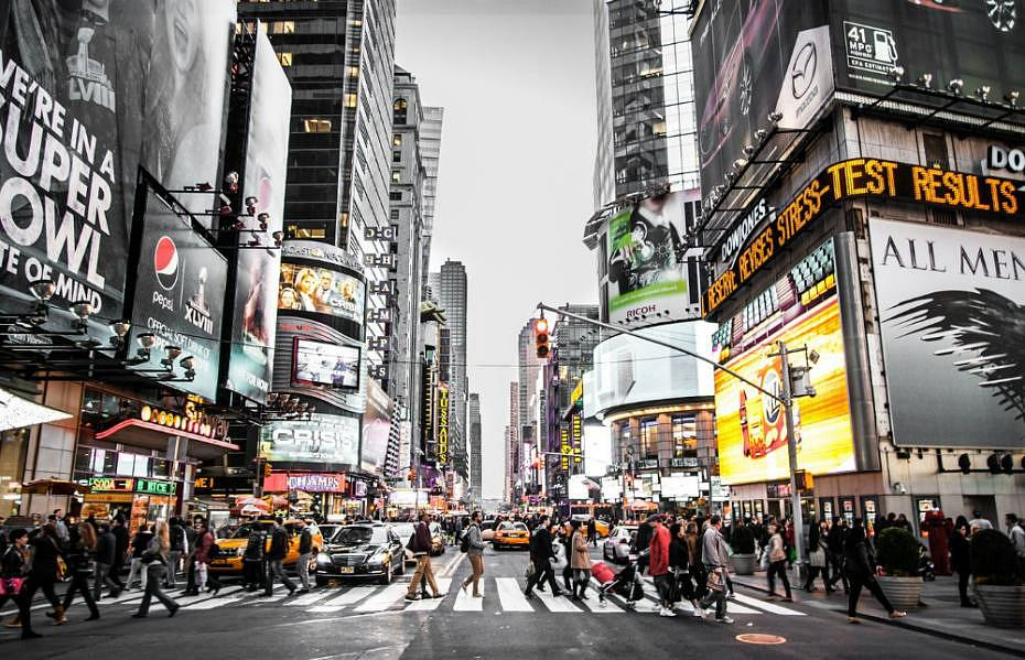 Best areas to stay in New York – Theater District