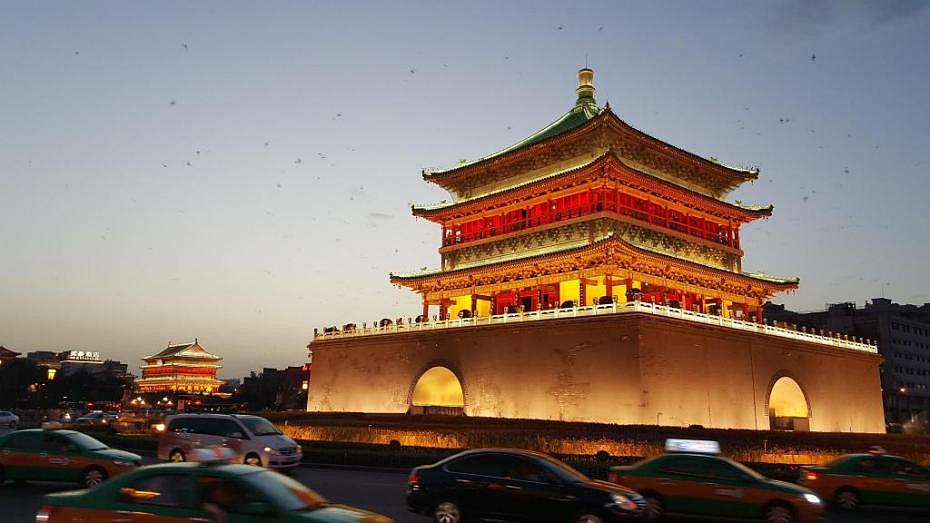 The best areas to stay in Xi'an - City Center