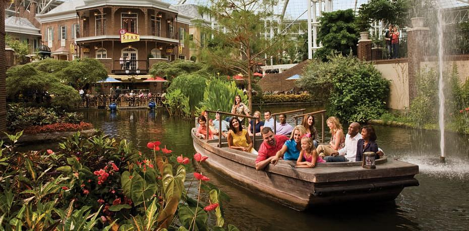 Opryland - Music Valley - Recommended area to stay in