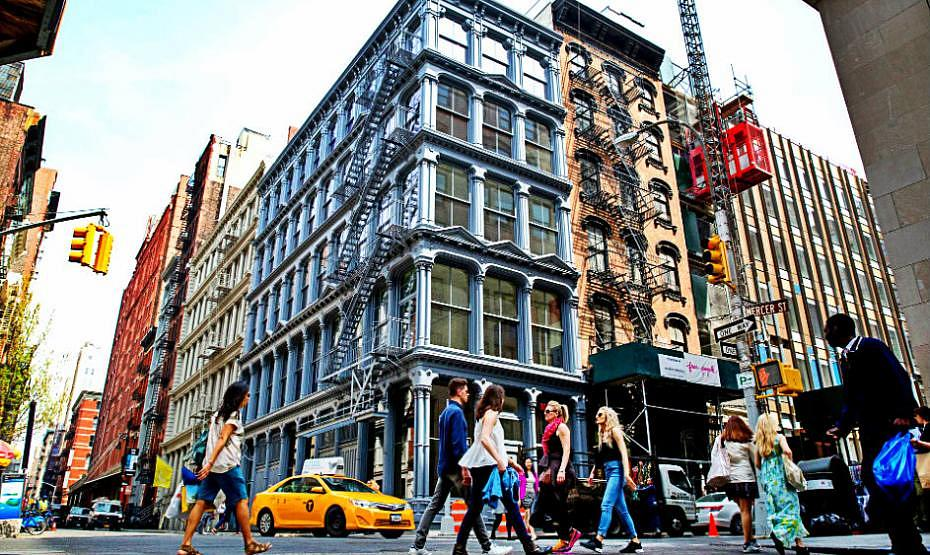 Soho & Tribeca - Best areas to stay in New York