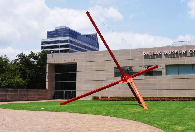 Visitar el Dallas Museum of Art
