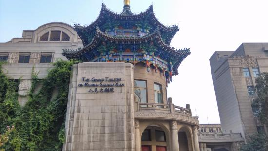 Xincheng - Where to stay in Xi'an, China