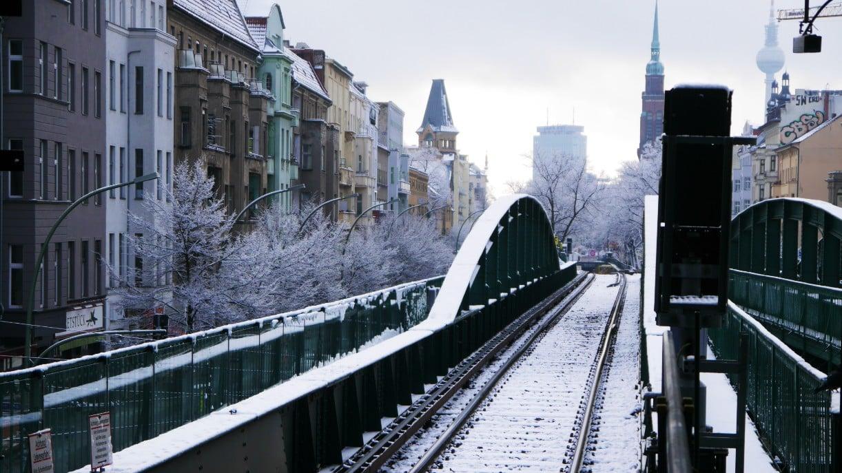 Berlín en Invierno - Consejos para viajar a Alemania